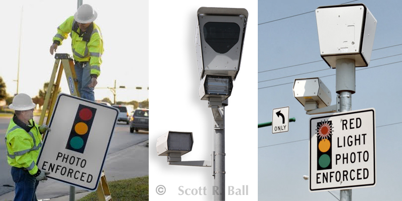 How Do Red Light Cameras Work in Orange County, CA?