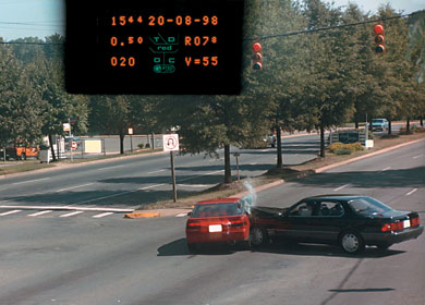 drivers who run red lights cause hundreds of deaths and tens of thousands of traffic collision injuries every year