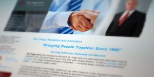 Custom CMS Website Designs for Law Firms