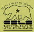 Trust Lawyers - State Bar of California - Board of Specialization - Specialist Rating
