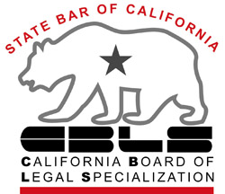 State Bar of California, California Board of Legal Specialization recognizes Sarah T. Schaffer as a Family Law (Divorce) Specialist.